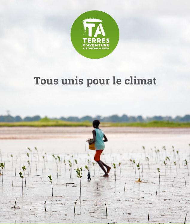 Tous unis pour le climat